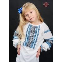 Вишиванка для дівчинки 0141