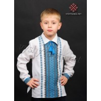 Вишиванка на хлопчика 0125